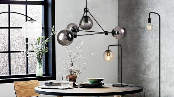 Globe Suspension