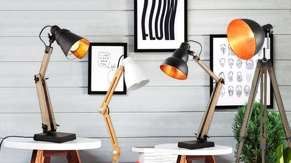 Quirky Lamps