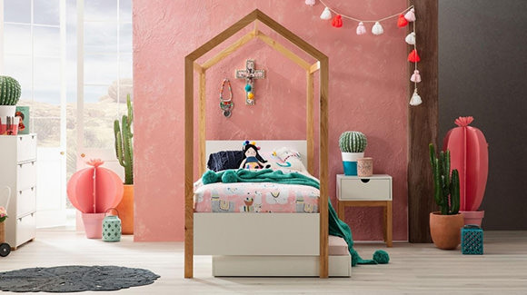 Statement Bedrooms For Kids