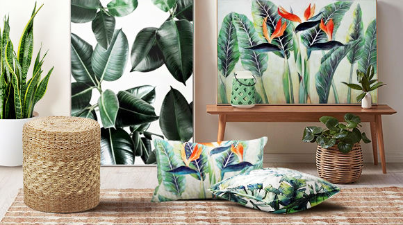 Tropical Artworks & Decor