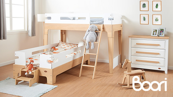Kids Rooms Scandi Style