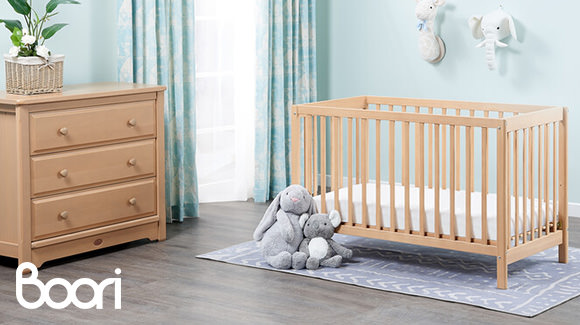 Nursery & Toddler Rooms