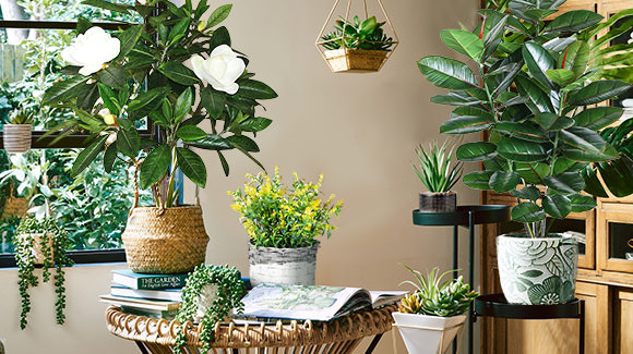 The Faux Green Thumb
