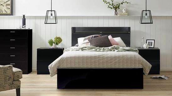 Modern Gloss Bedroom Basics Stunning Bedroom Basics