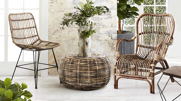 Unique Rattan & Concrete