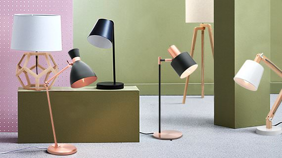 Lamps with Nordic Soul