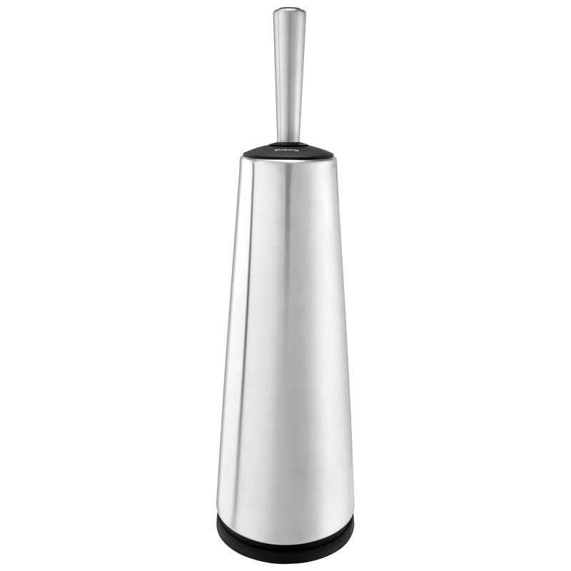 Brabantia Toilet Brush.Brabantia Toilet Brush Holder Matt Steel