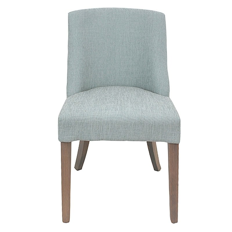 Miraculous Ophelia Fabric Dining Chair Duck Egg Blue Cjindustries Chair Design For Home Cjindustriesco