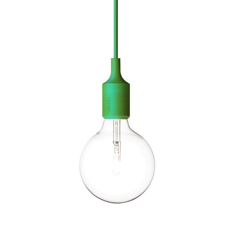 buy popular 537ad e54c1 Replica Muuto E27 Pendant Light Fitting, Green
