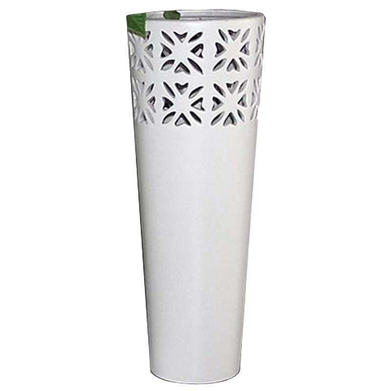 Rasoi Ceramic Cone Shape Vase