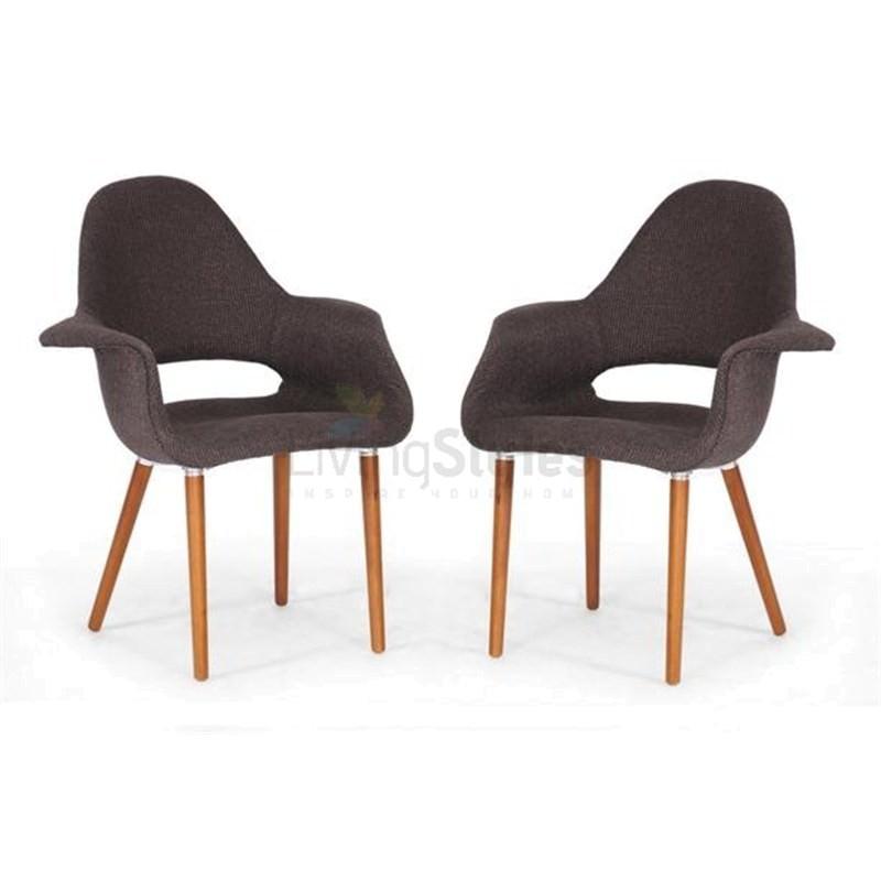 Replica Eames Saarinen Organic Commercial Grade Fabric