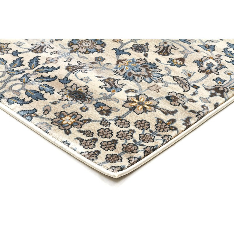 Turkish Made Morris Imperial Rug In Ivory 290x200cm