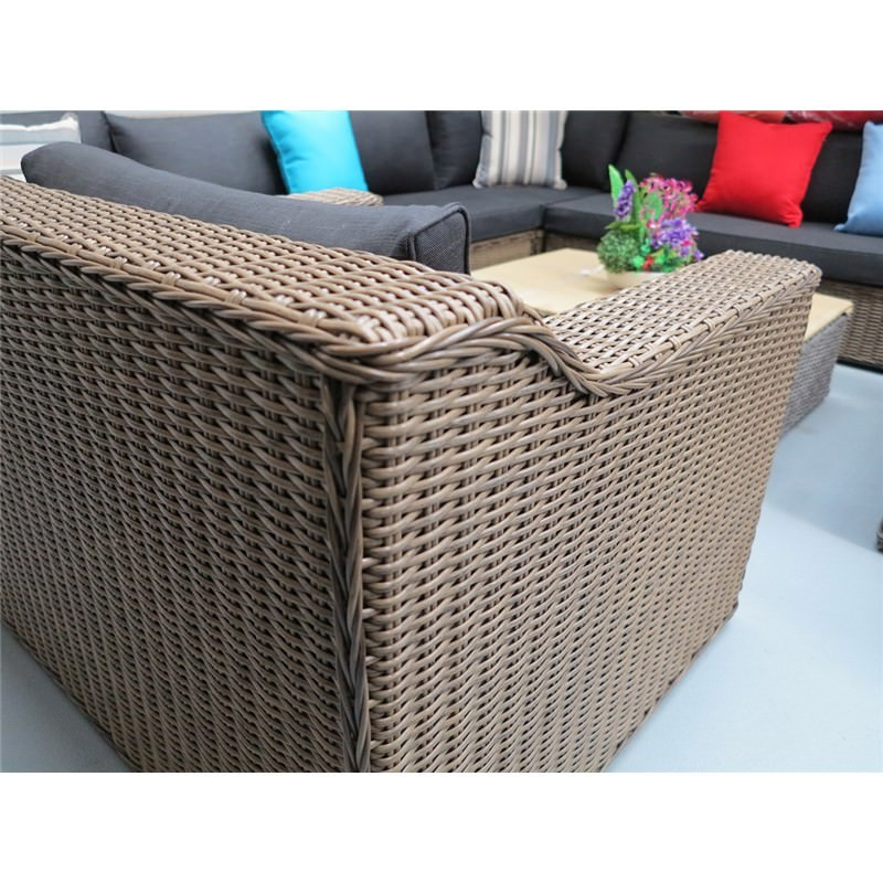 Rattan Coffee Table Dubai: Dubai 6-Piece Lounge Set