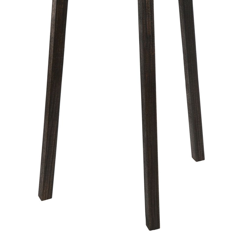 Alessia Mango Wood Base Tripod Floor Lamp