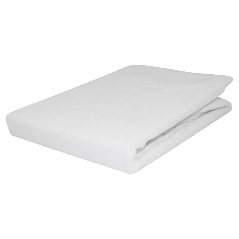 lowest price 4a4d9 cc748 Odyssey Living Plush Waterproof Cot Mattress Protector