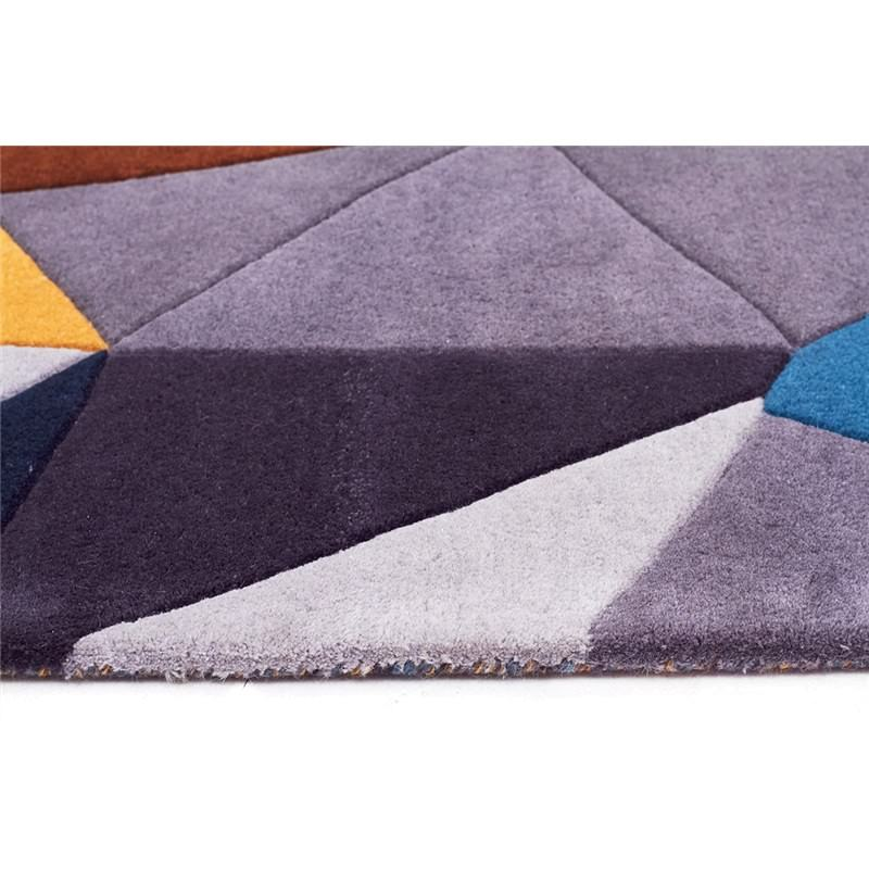 Matrix Safari Hand Tufted Wool Rug 280x190cm