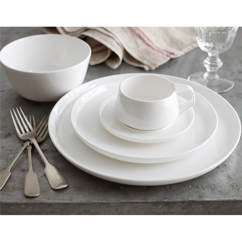 Marc Newson By Noritake Fine Bone China 20 Piece Dinner Set