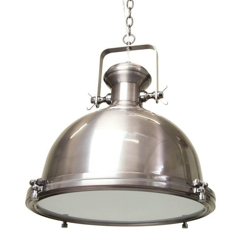 Gaia Industrial Pendant Light