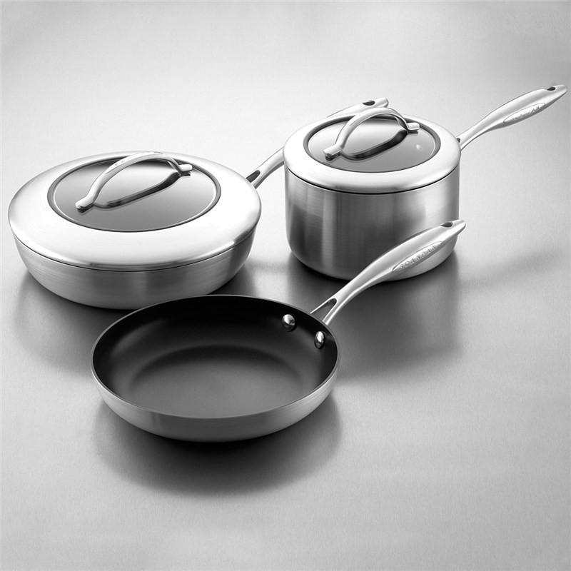 Scanpan Ctx Commercial Grade Non Stick 24cm Fry Pan