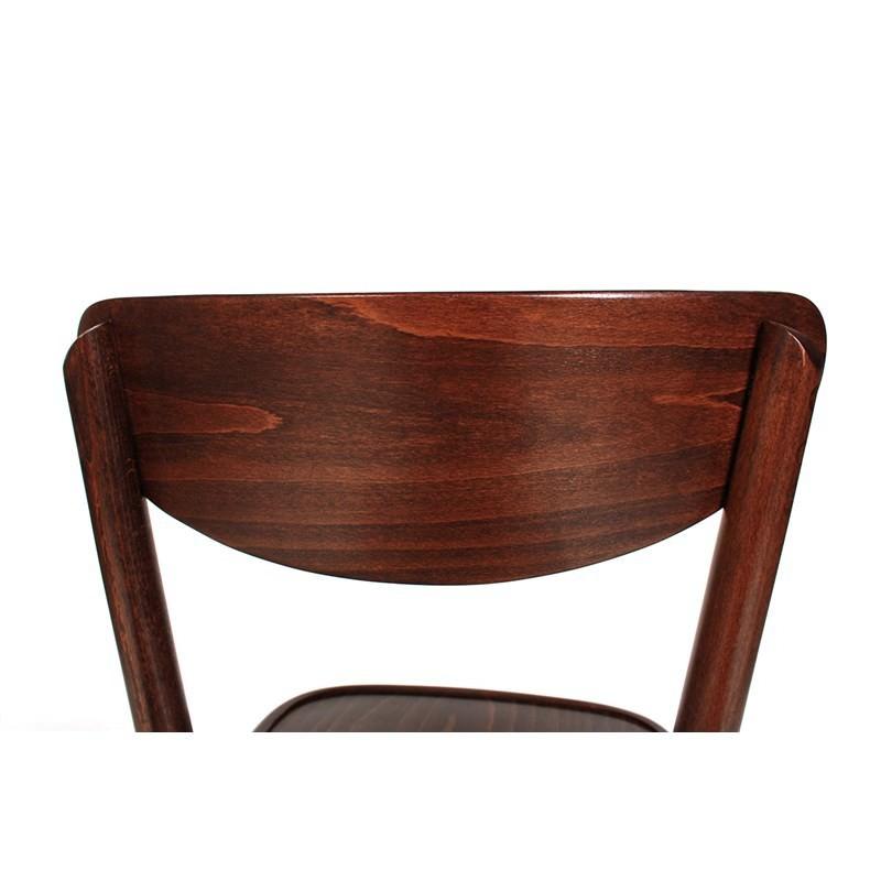Modena Polish Made Commercial Grade Solid Beech Timber Bar