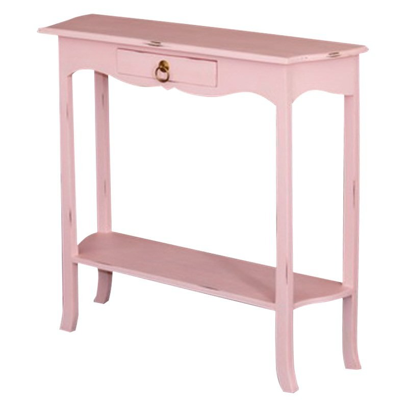 1 drawer small sofa table for Small sofa table with drawers
