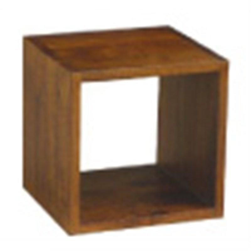 Single Cube Display Rack