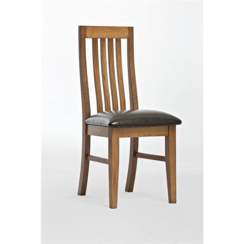 Vic Ash Chair - set of 2