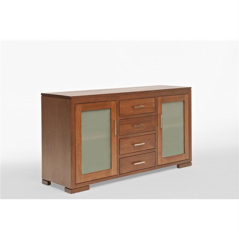 Vic Ash 2 Door - 4 Drawer Buffet
