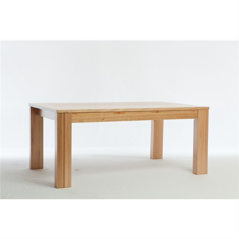 Clear Ashwood 2.1m Dining Table - Table Only