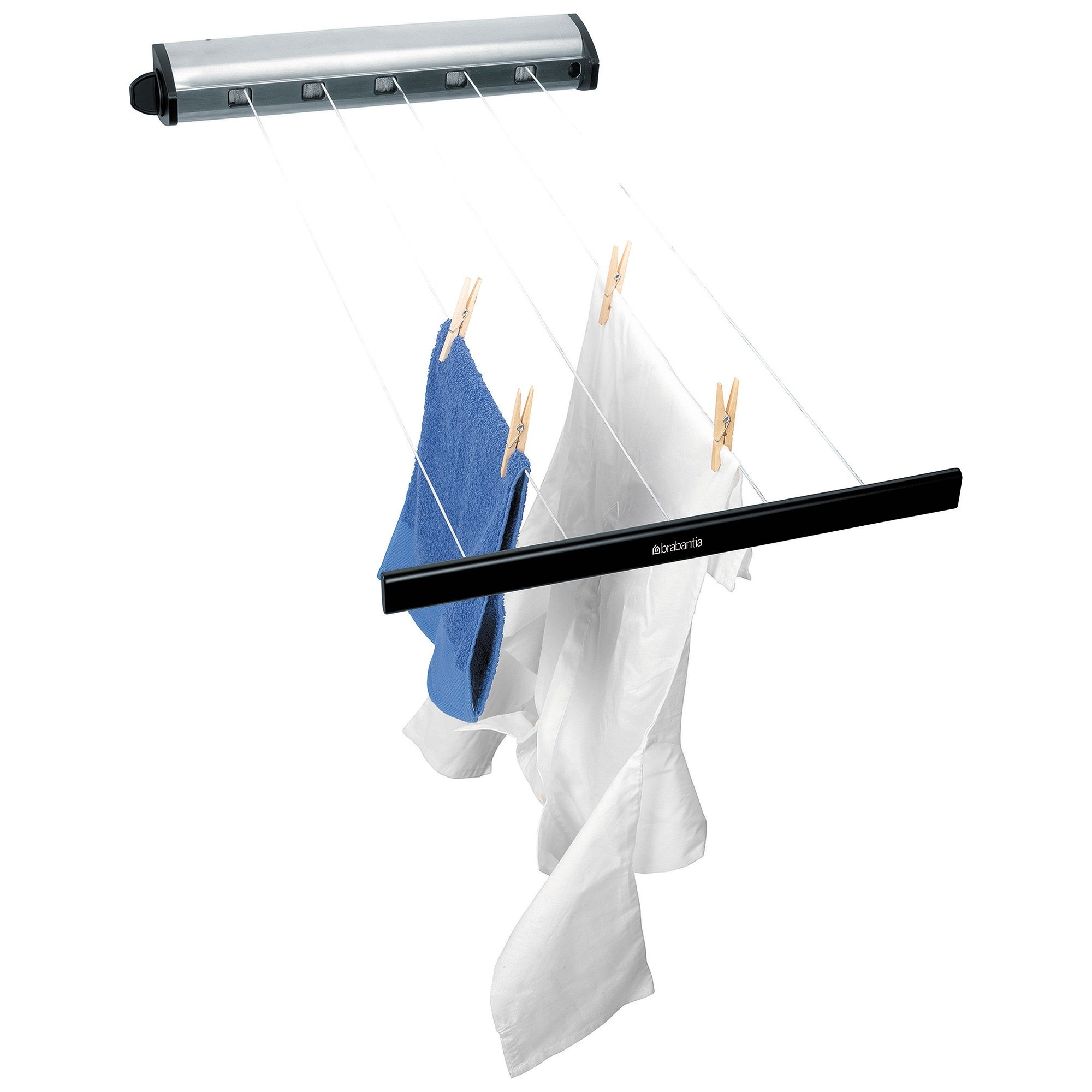 Brabantia Retractable Pull-out Clothes Line, 22m