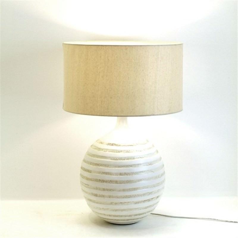 Thandie Resin Table Lamp