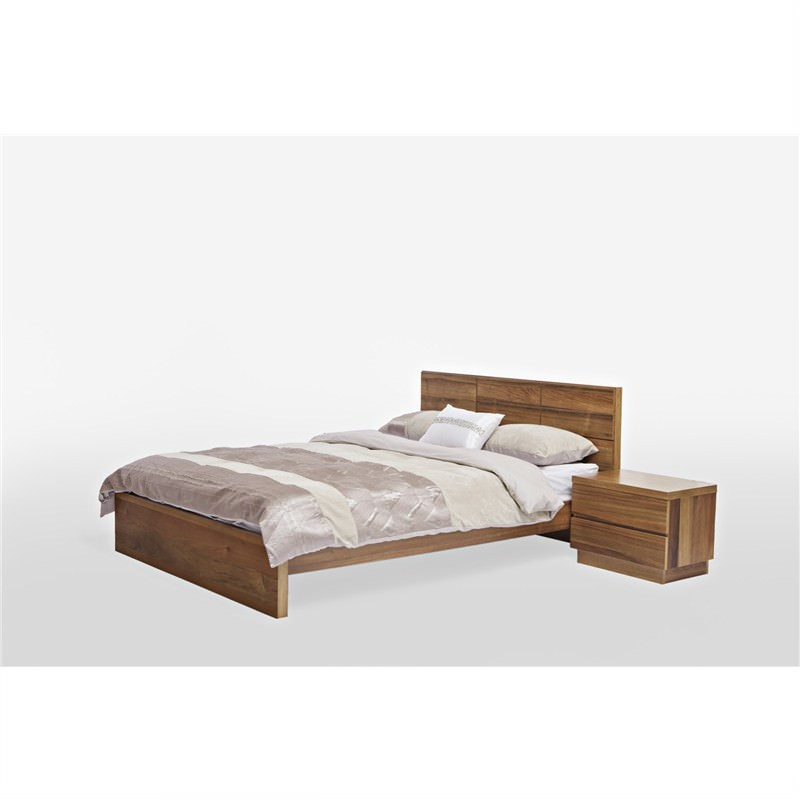 Florence Blackwood Timber King Bed