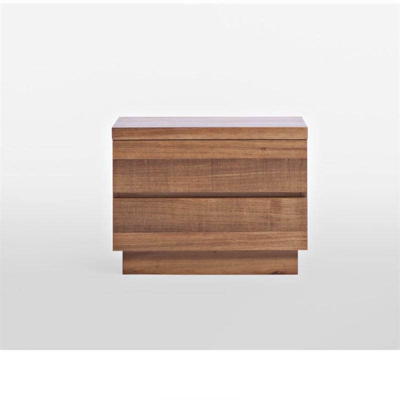 Florence Blackwood Timber Bedside Table
