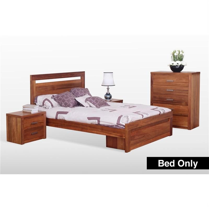 Vodka Tasmanian Blackwood Queen Bed