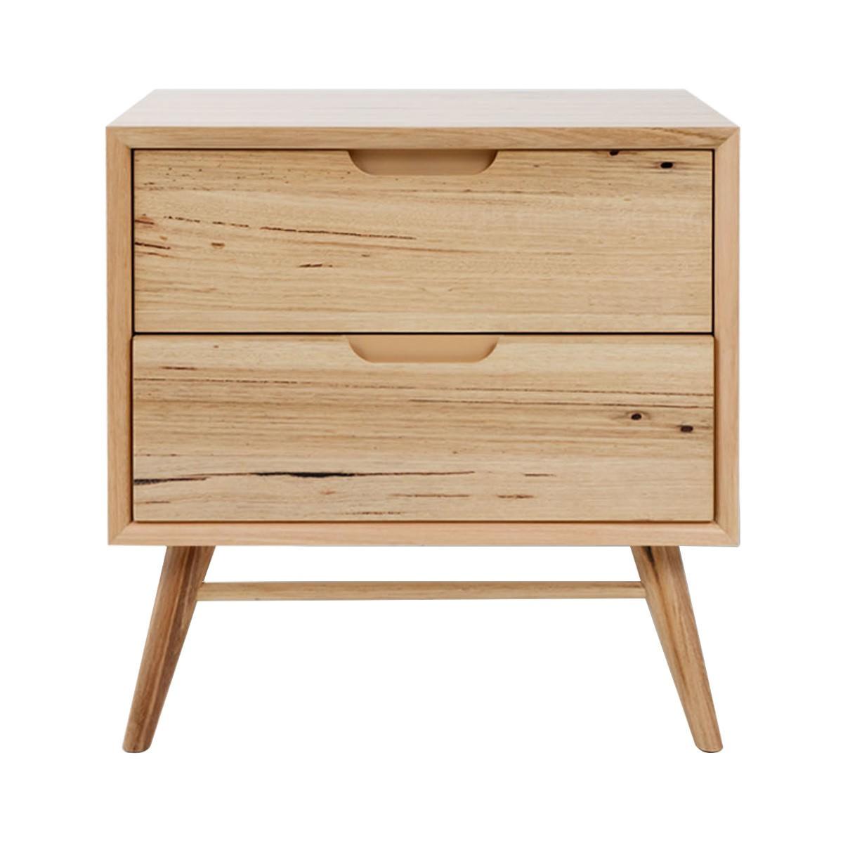 Marley Messmate Timber Bedside Table