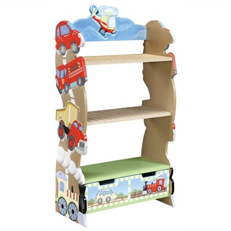 Transport Bookcase