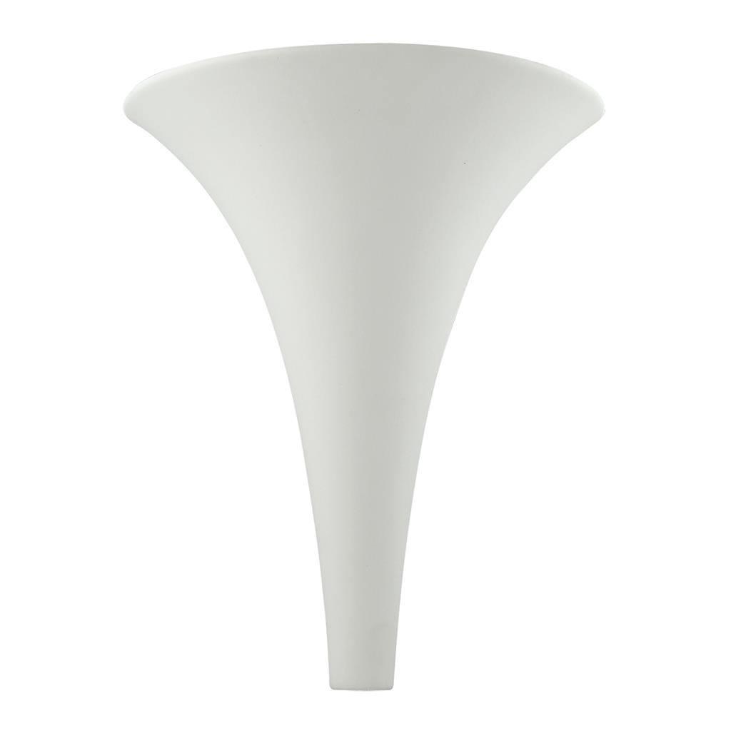 Belfiore 2185 Italian Made Ceramic Funnel Wall Light