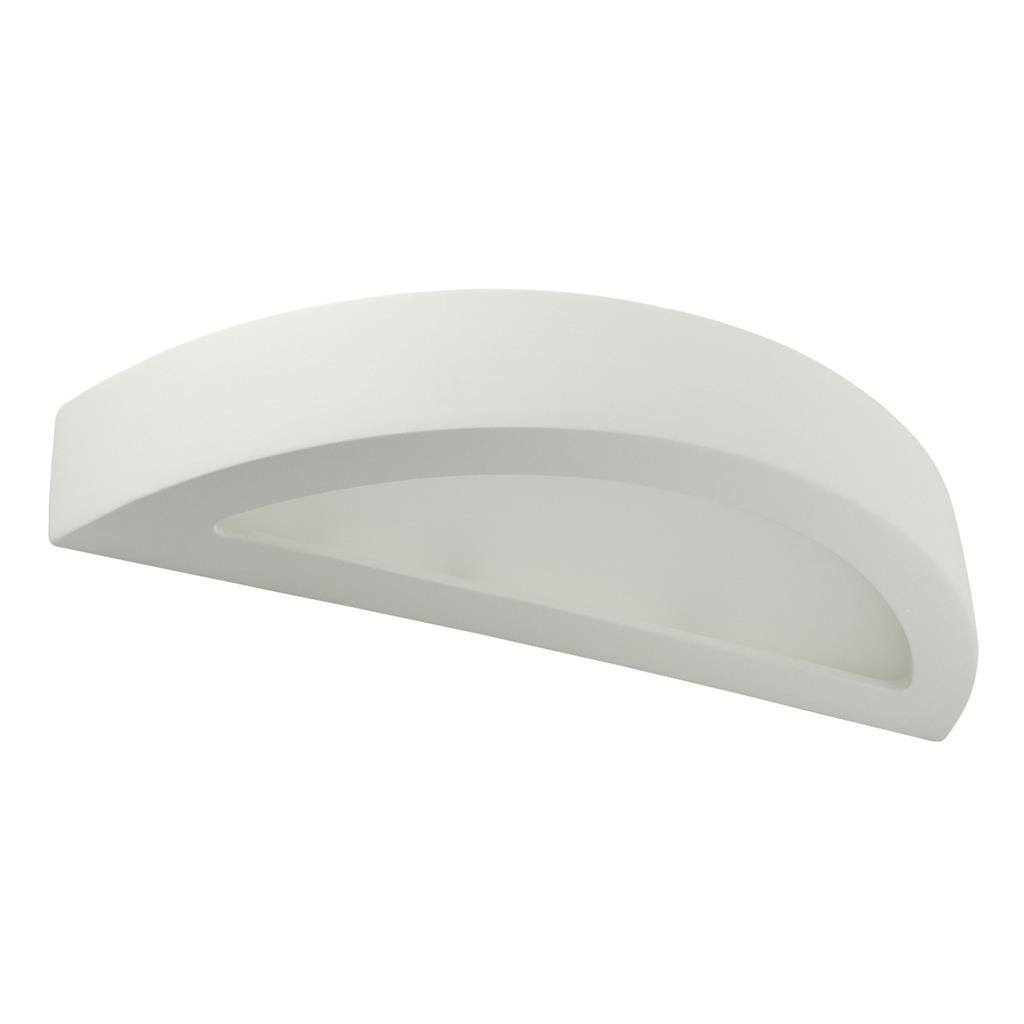 Belfiore 8042 Italian Made Ceramic & Glass Wall Light