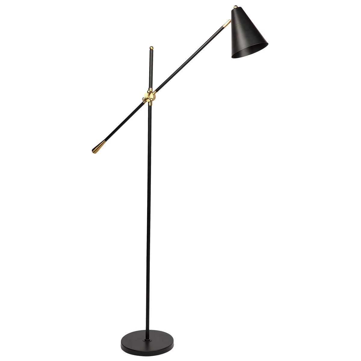 Zahara Metal Floor Lamp