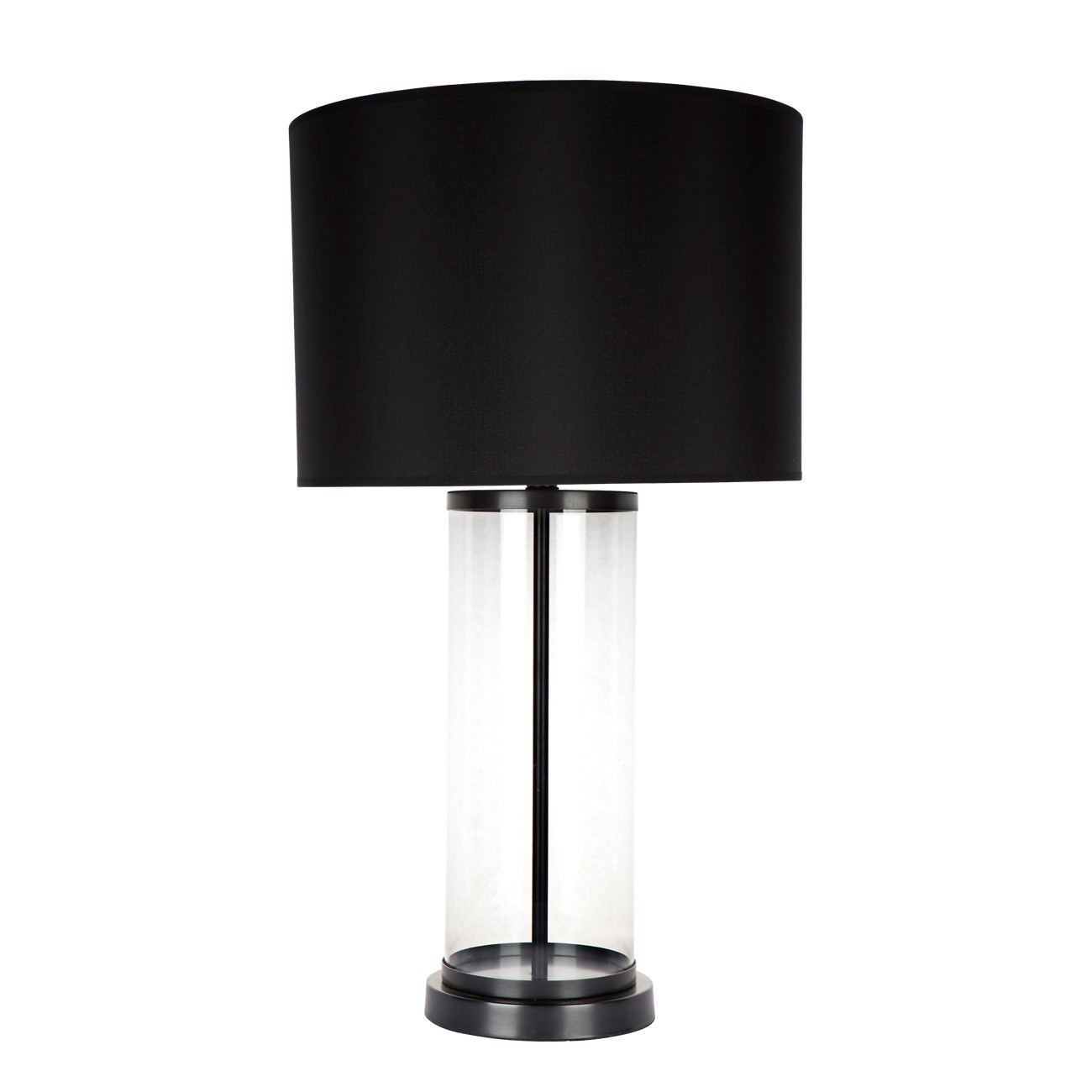Left Bank Glass Table Lamp