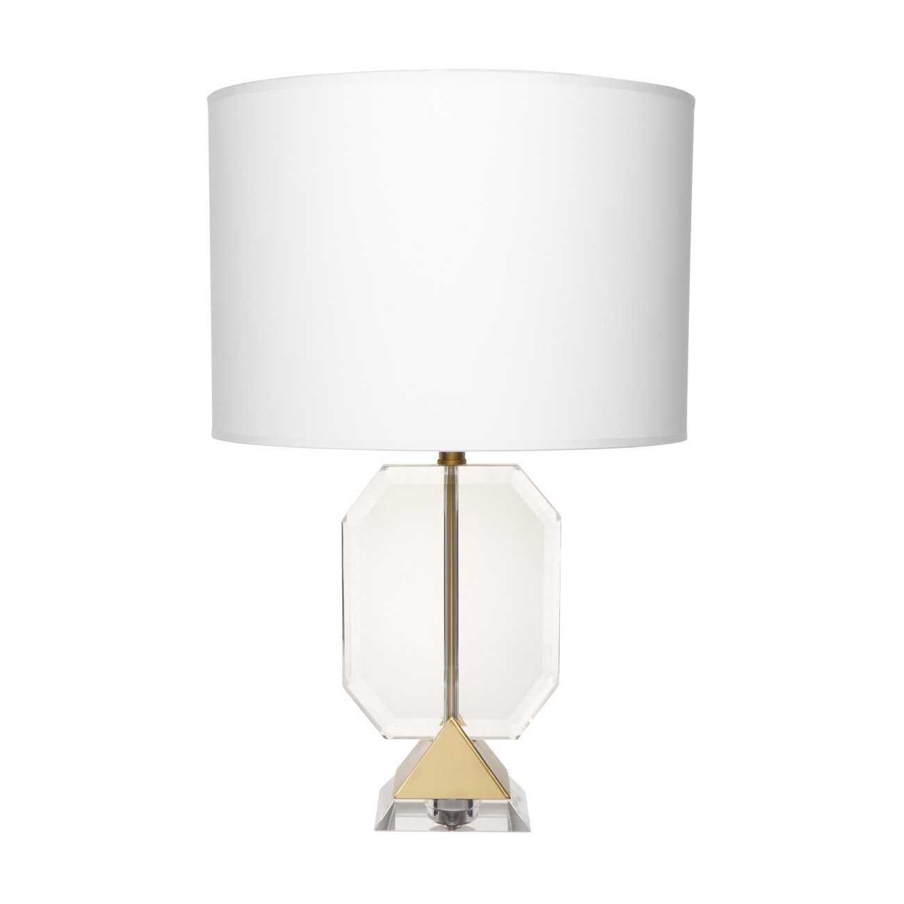 Priscilla Crystal Base Table Lamp