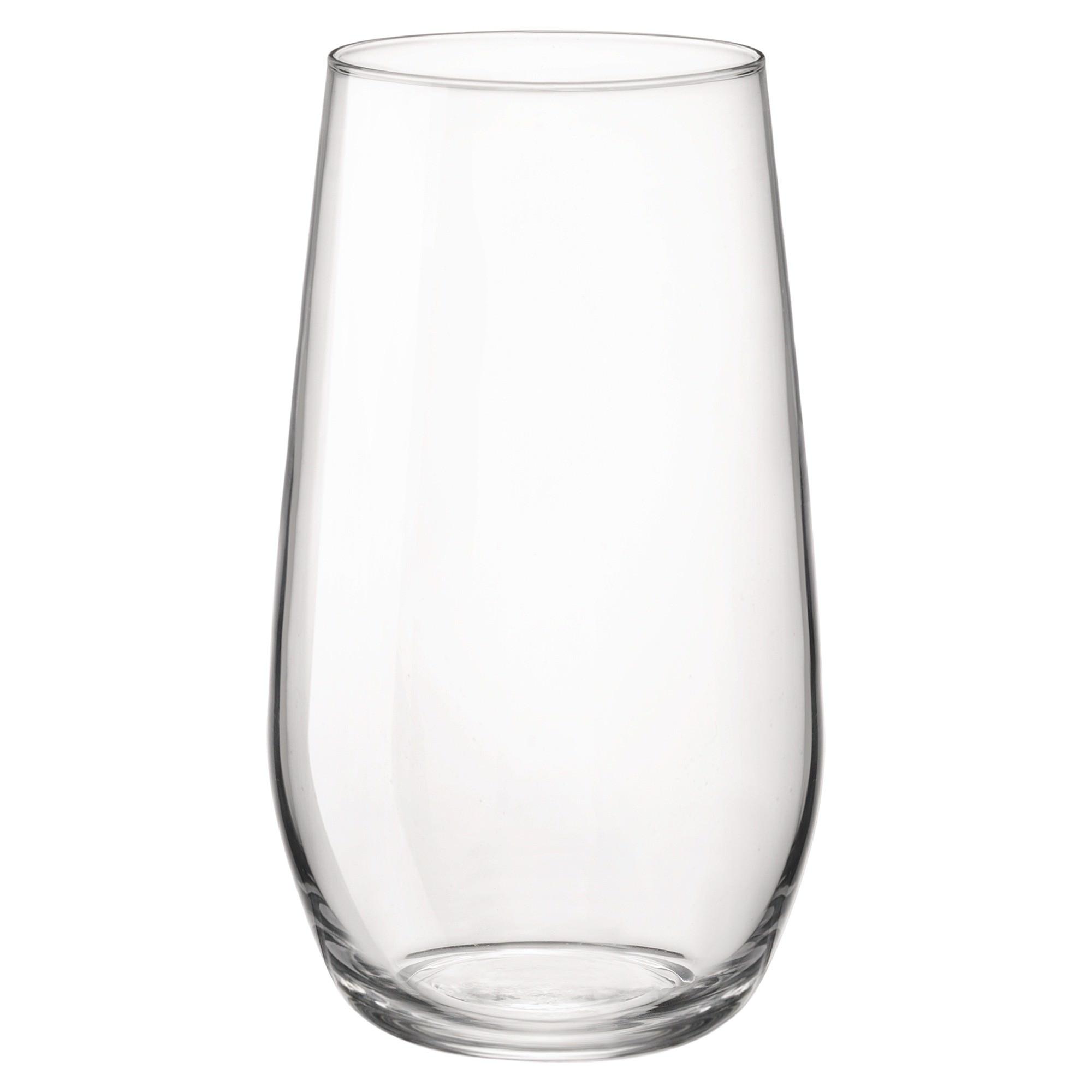 Bormioli Rocco Electra High Ball Glasses, Set of 6