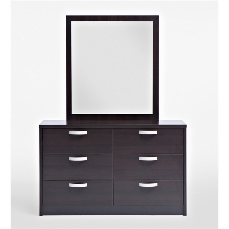 Monica Dressing TableandMirror