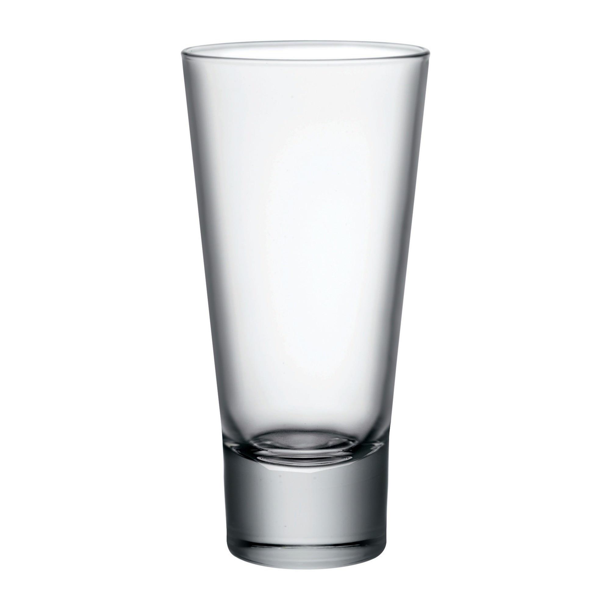 Bormioli Rocco Ypsilon High Ball Glasses, Set of 4