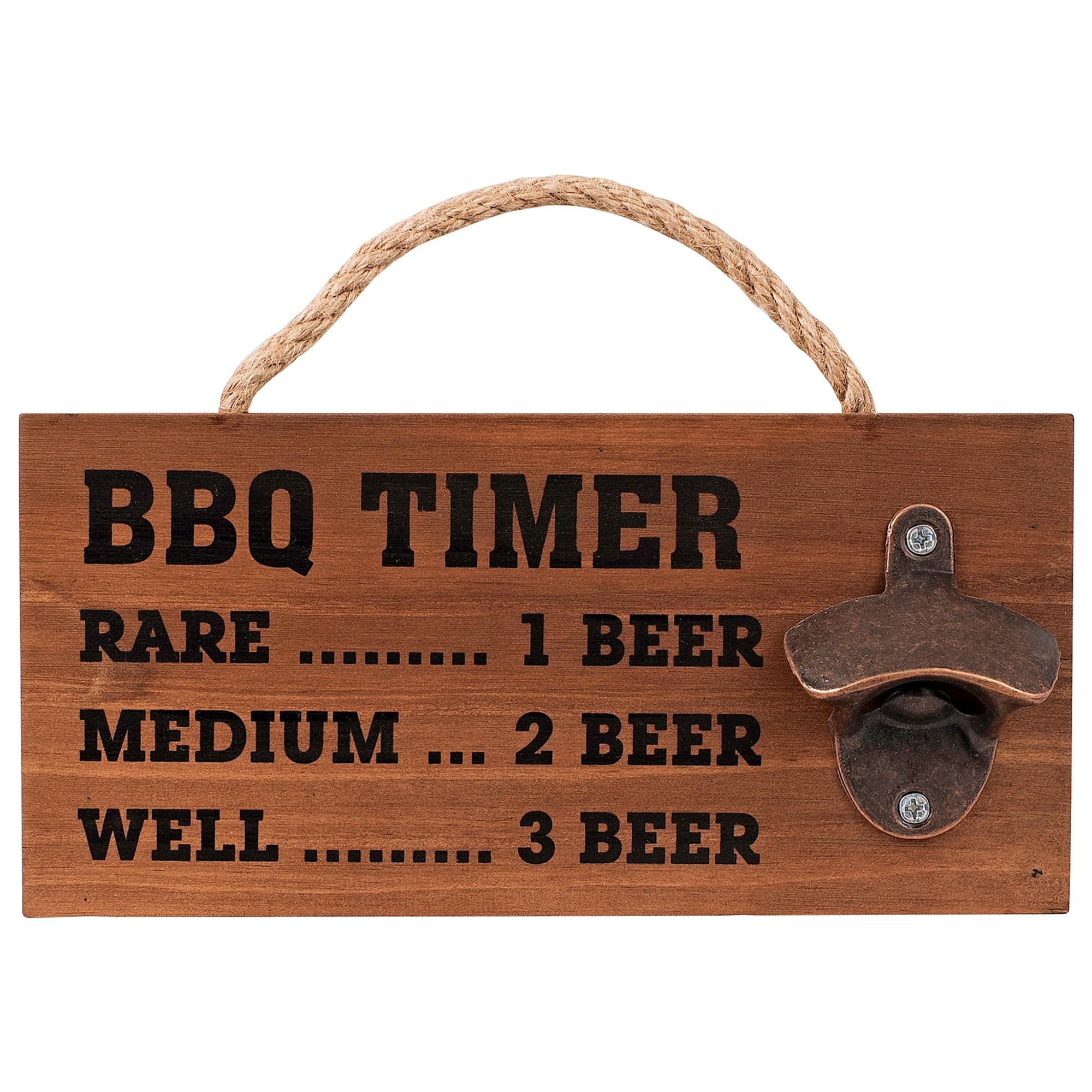 Avanti BBQ Time Bottle Opener