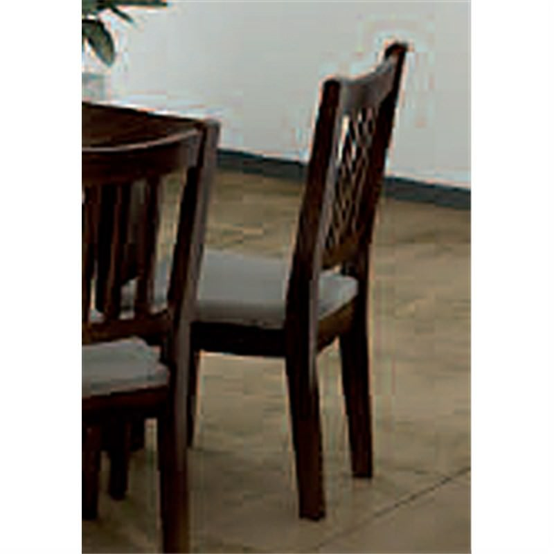 High Country Acacia Timber Dining Chair