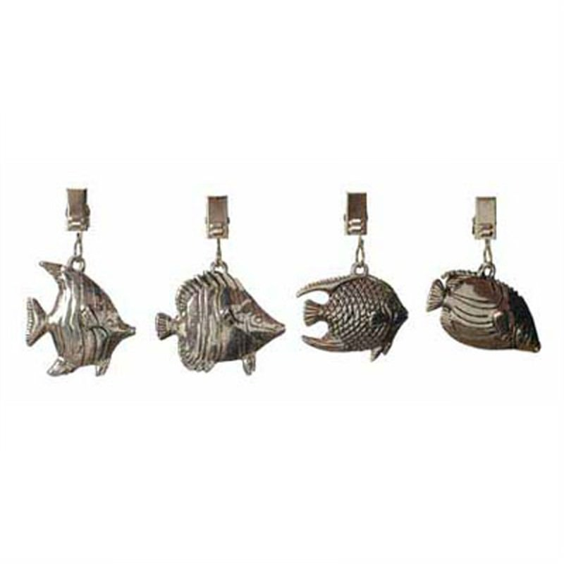 Table Cloth Weights -Pewter