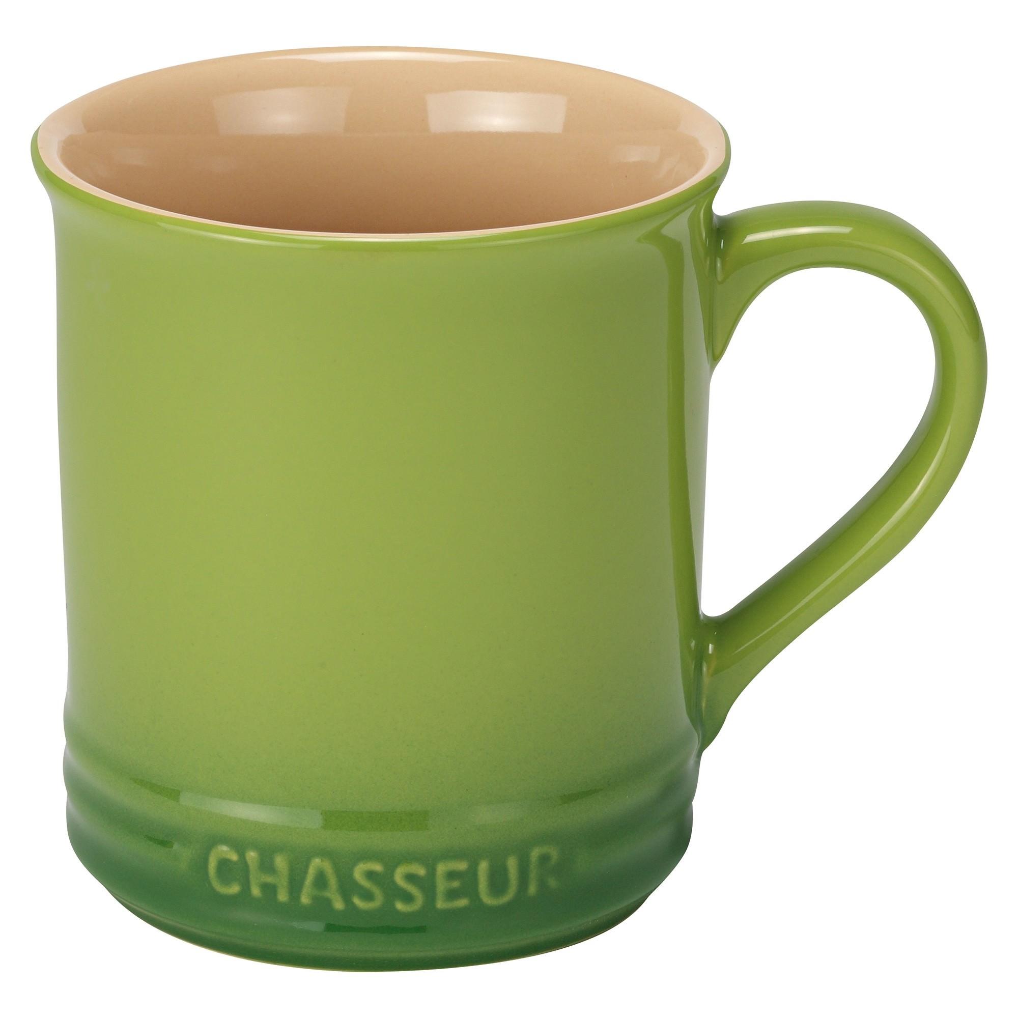 Chasseur La Cuisson Mug, 350ml, Apple Green