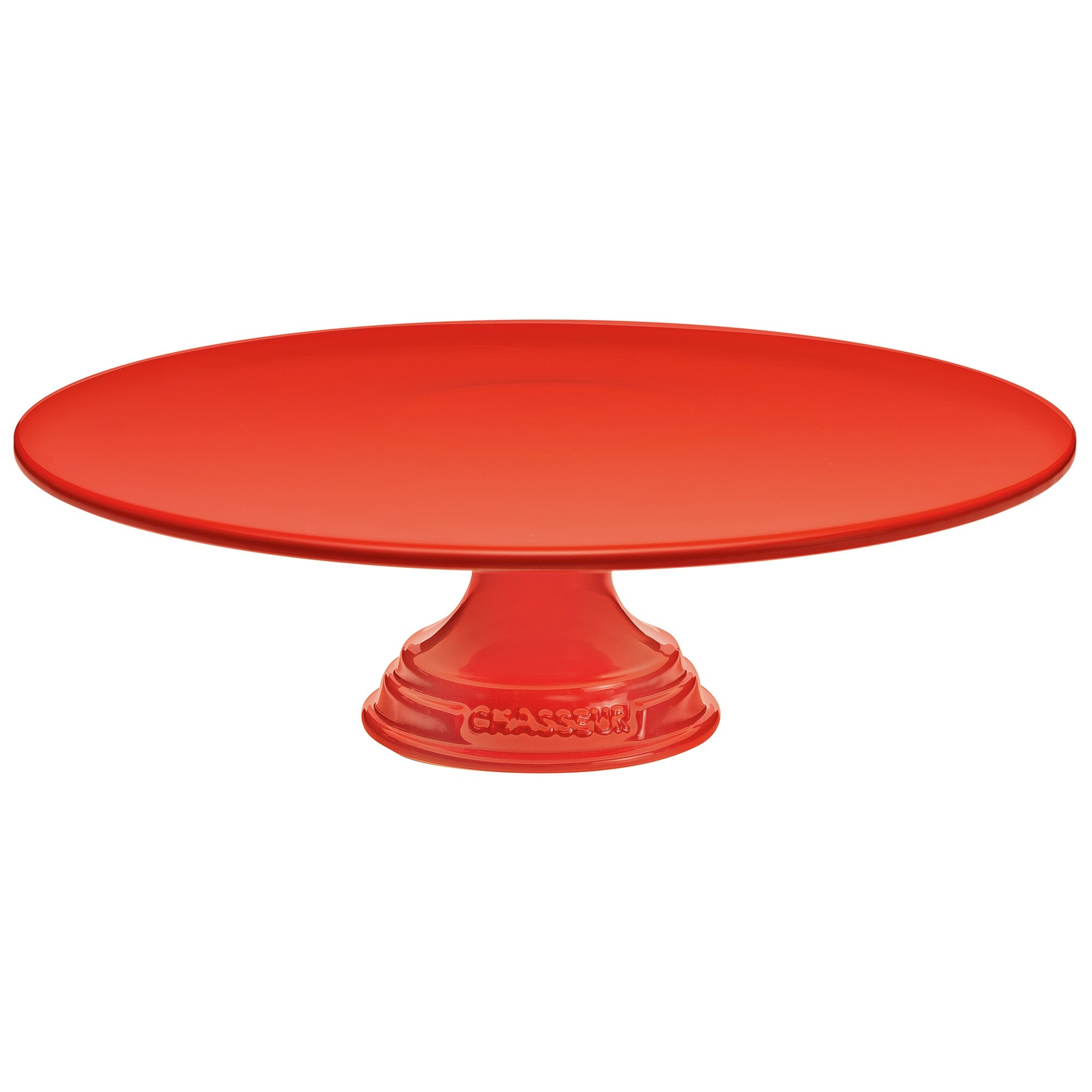 Chasseur La Cuisson Cake Stand - Red