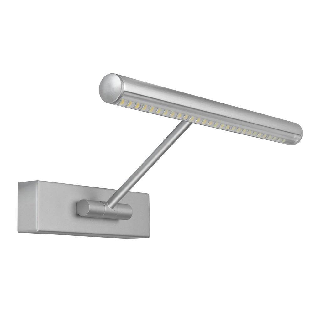 Slim Adjustable LED Picture Light, 6000K, 31cm
